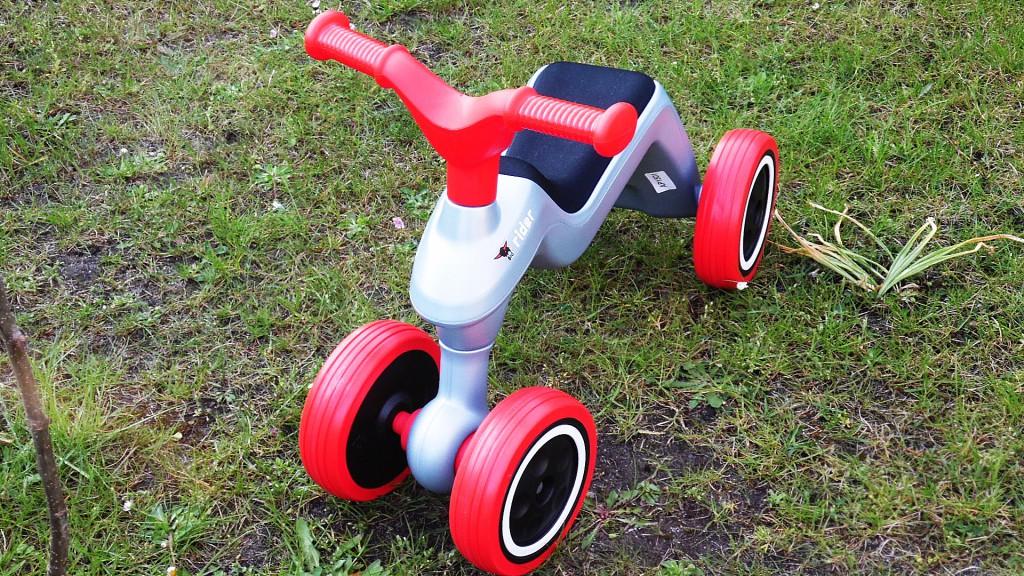Big-Rider: das Kinder-Lauffahrzeug der neuesten Generation