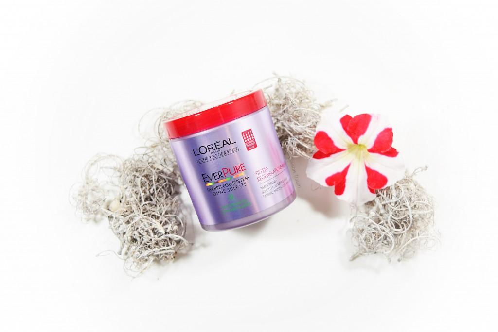 EverPure Tiefen-Regenerations-Maske von Hair Expertise / 200 ml - 6,99 Euro