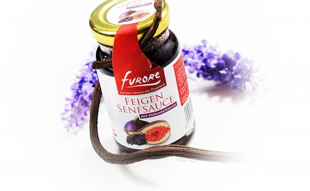 furore - Feigen Senfsauce / 3,99 Euro - 100 g