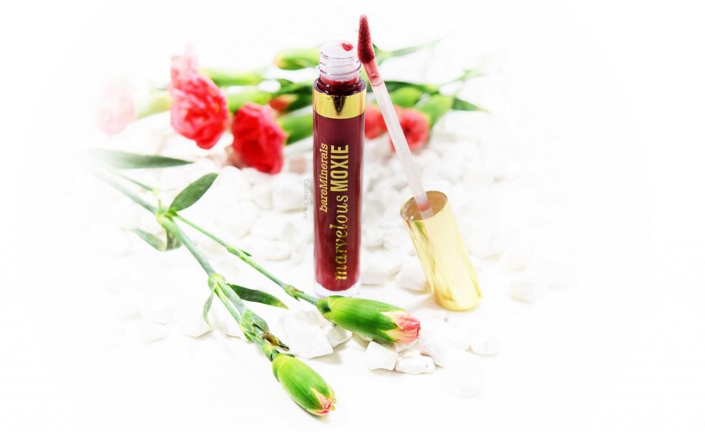 Marvelous Moxie Lipgloss von Bare Minerals / 20,00 Euro - 4,5 ml