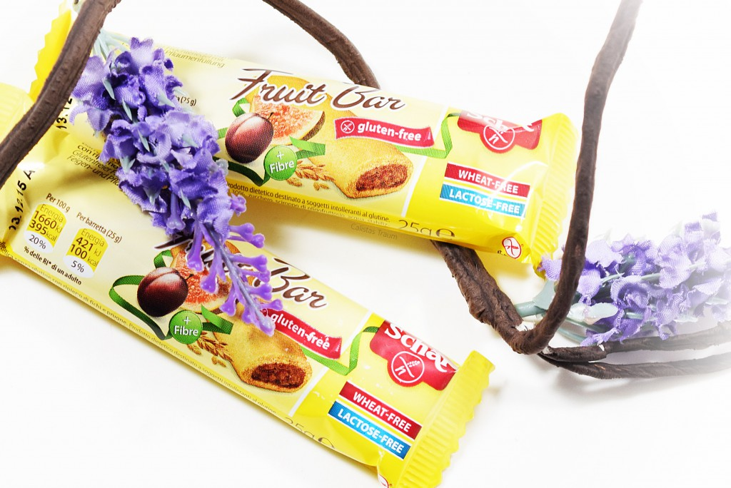 Schär - Fruit Bar / 2,19 Euro - 5x 25 g