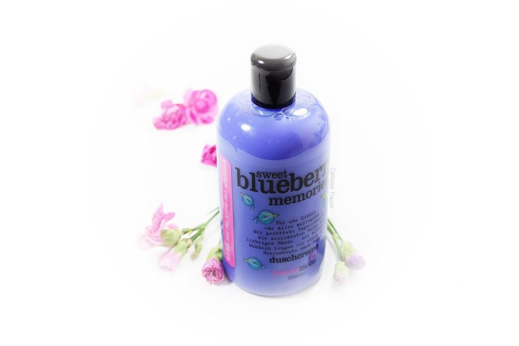 treaclemoon sweet blueberry memories duschcreme / 3,95 euro - 500 ml
