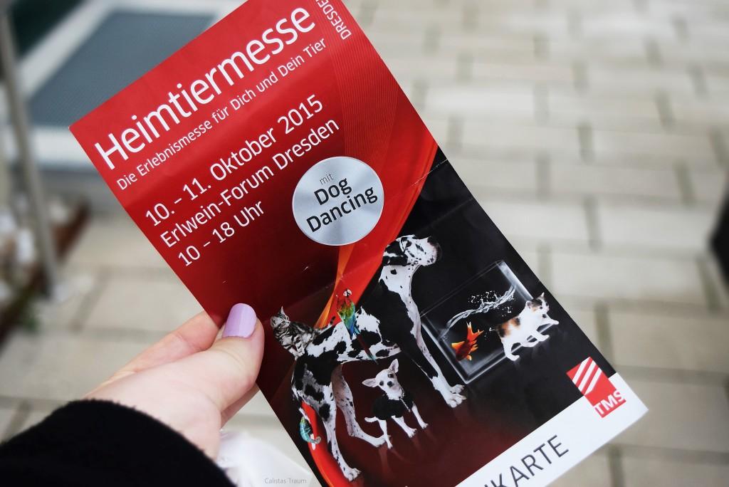 Heimtiermesse Dresden - Freikarte