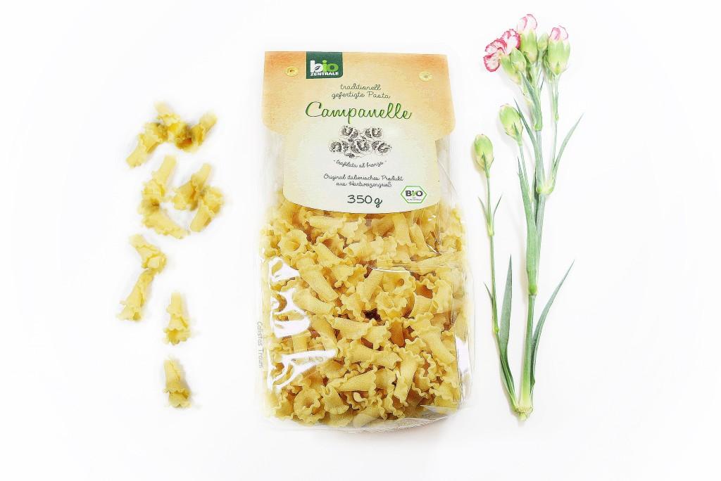 biozentrale Manufaktur Pasta / 2,49 Euro - 350 g