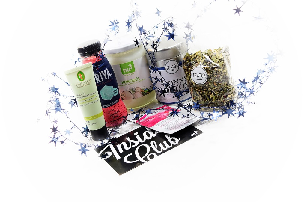 Natural Beauty Box von nu3 - BloggerBox