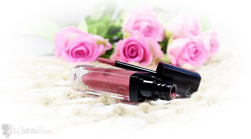 "Shine Appeal Fluid Lipstick 070 ""Better make a mauve"""