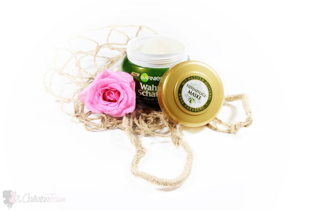 Tiefenpflege-Maske Mythische Olive