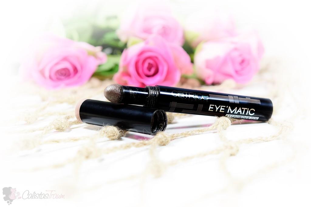 "Eye Matic Eyepowder Pen ""050 Al Cappuccino"""