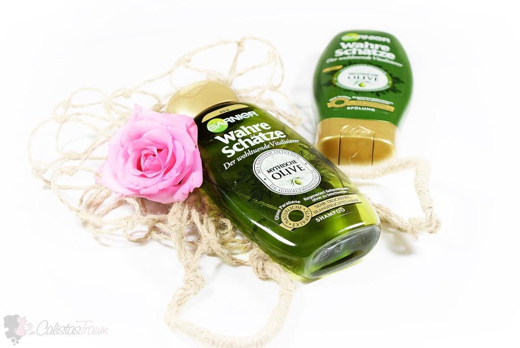 Shampoo & Spülung Mythische Olive