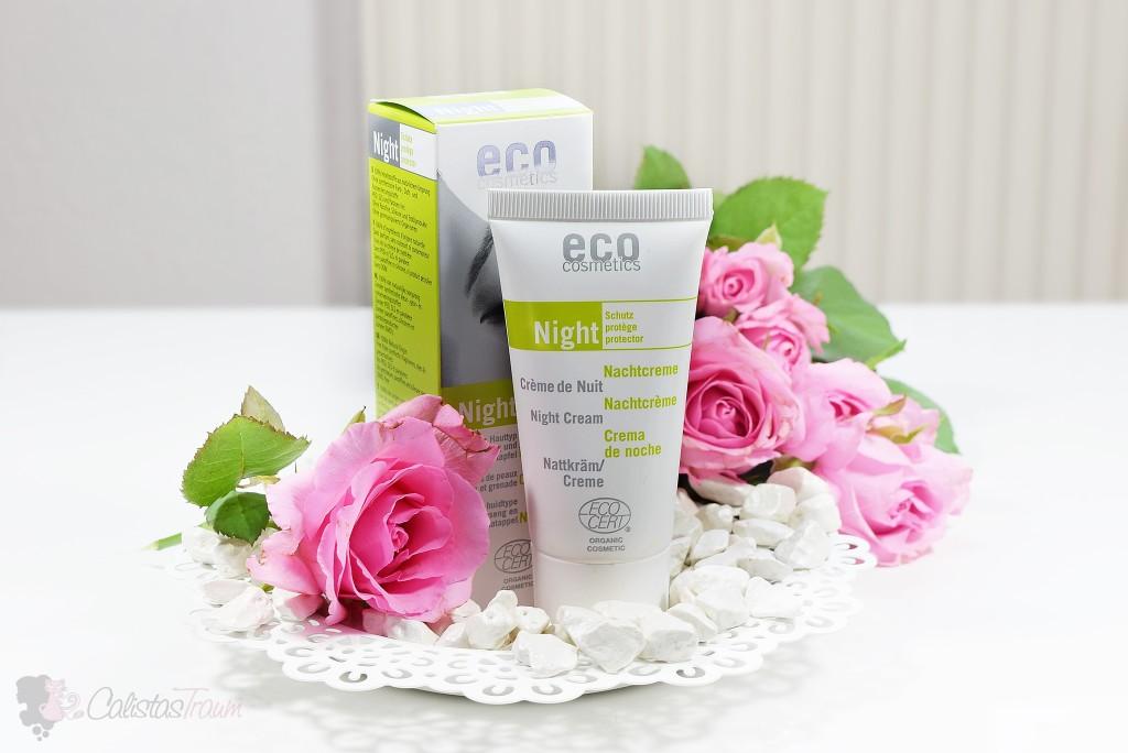 Eco Cosmetics Nachtcreme // 9,90 Euro