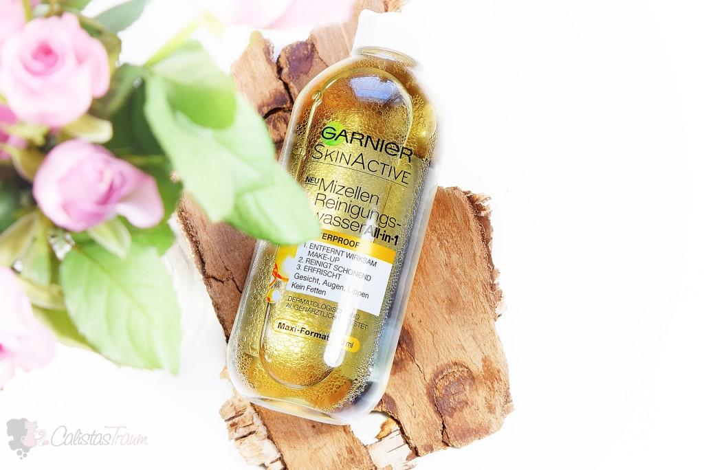 Garnier SkinActive Mizellen Reinigungswasser All-in-1 Waterproof