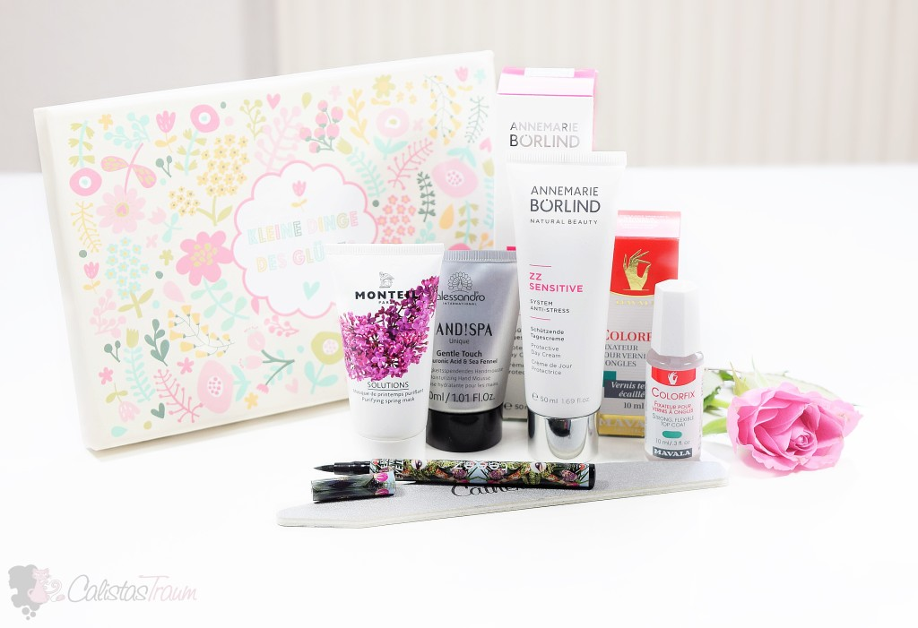 Gala Beauty Box Februar 2016