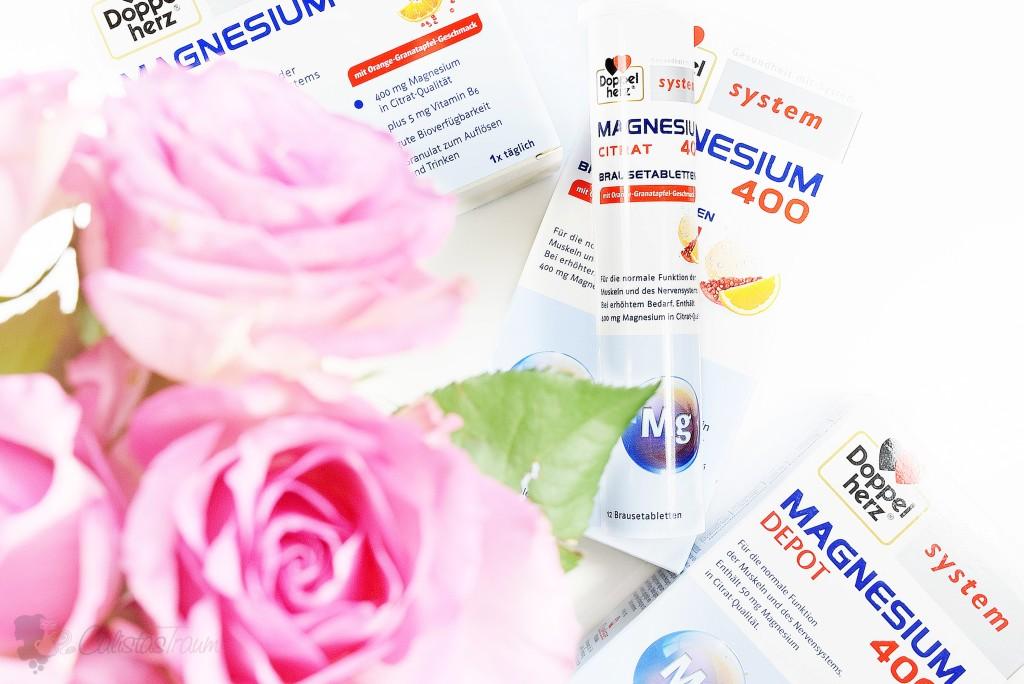 Doppelherz Magnesium - Mineralstoff für Muskeln und Nerven