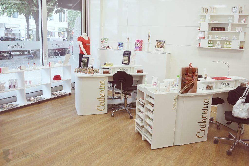 Catherine NailStore Berlin - Einblicke