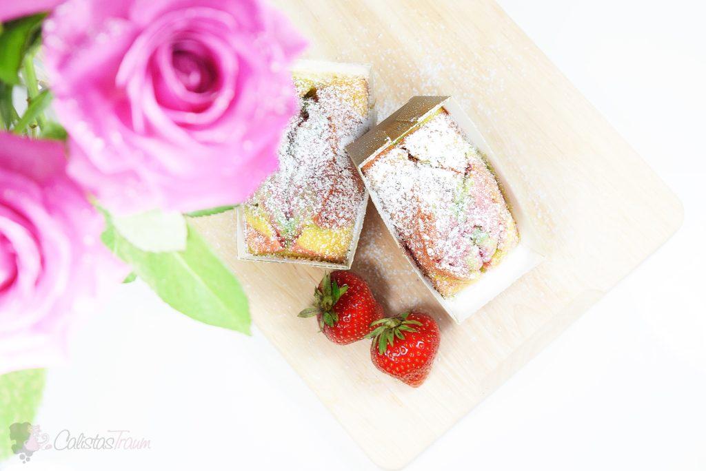 Papageienkuchen mit Milky Coco