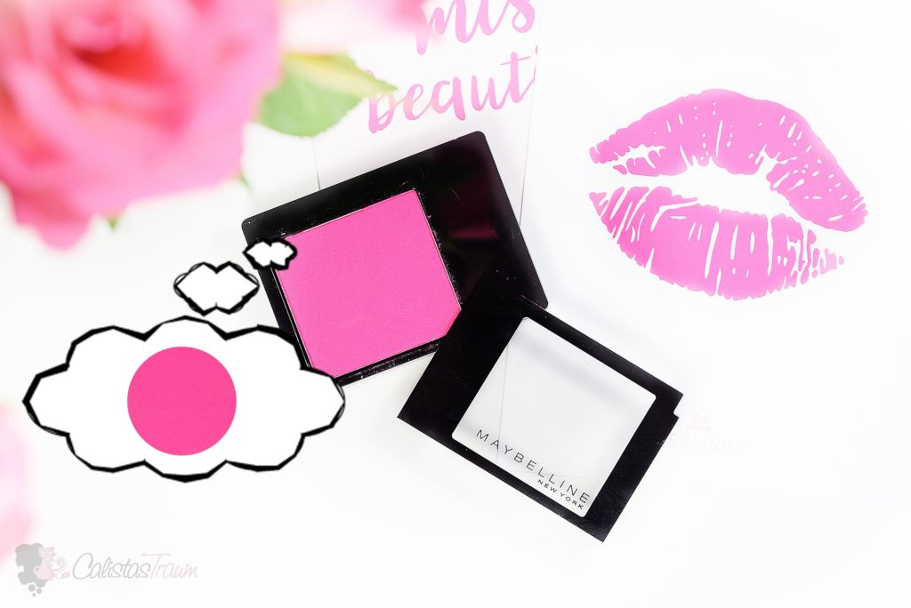MasterHeat Blush Dare to Pink 80 von Maybelline New York