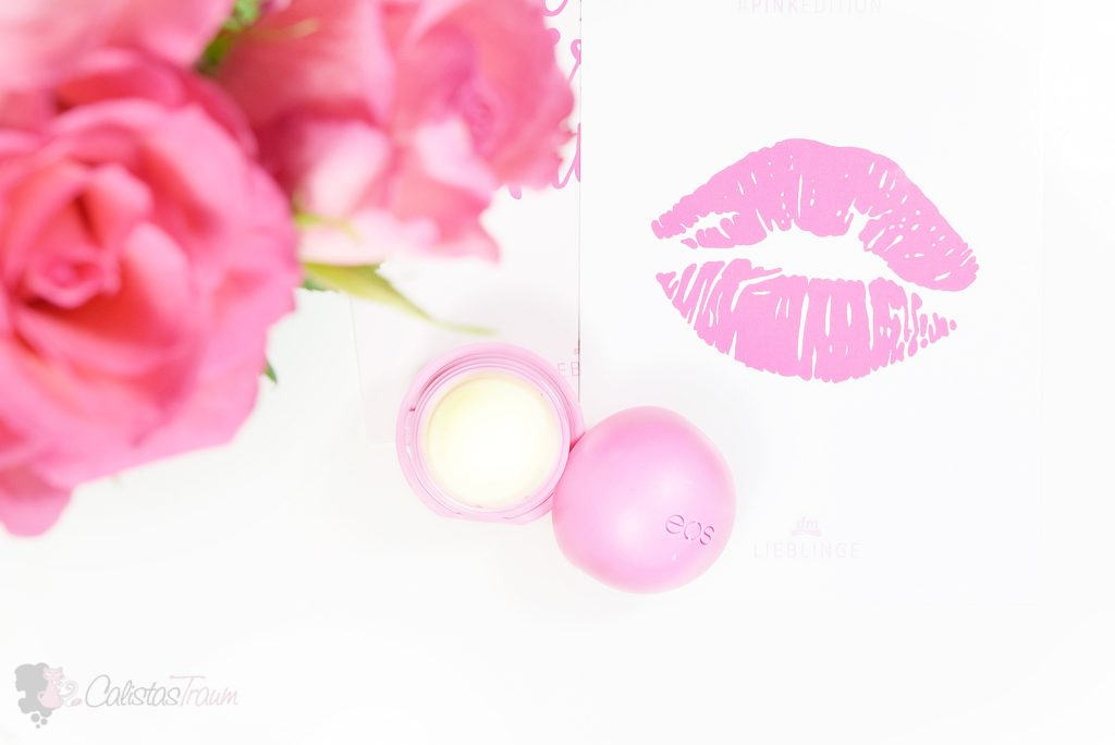 eos Lippenbalsam Strawberry Sorbet