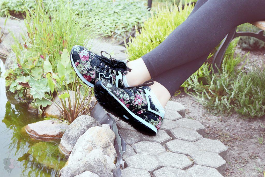 Low Sneaker von Schuhtempel24