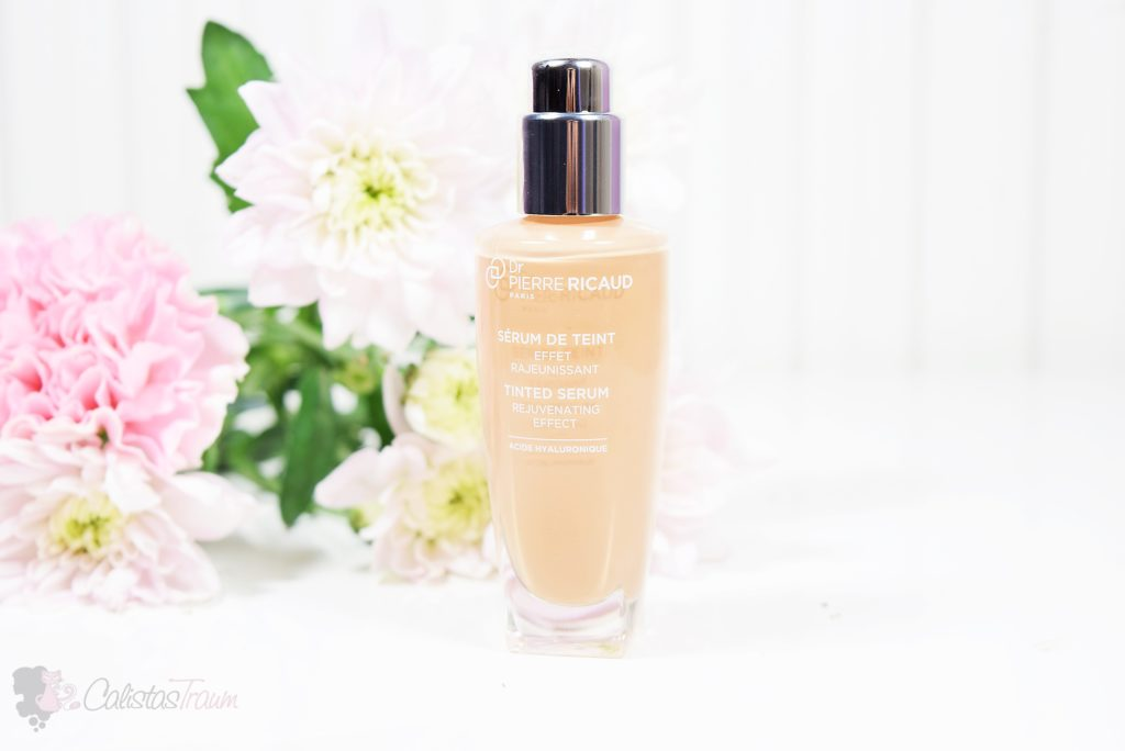 Make-up-Serum mit Anti-Age-Effekt
