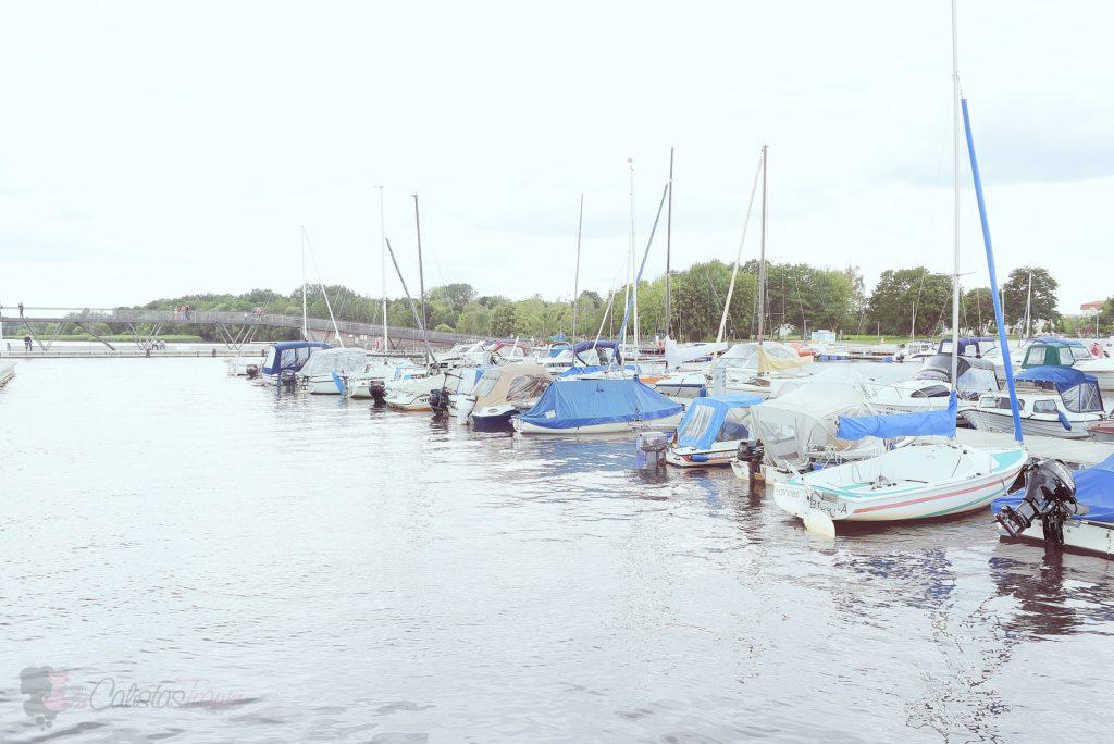 Senftenberger See Hafen