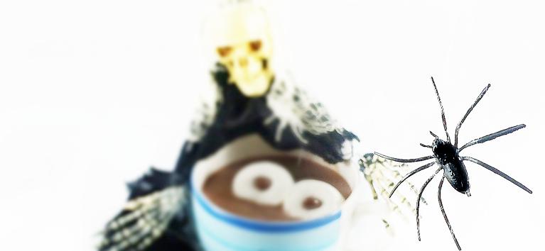 [DIY] Gruselaugen im Moorbad – Halloween
