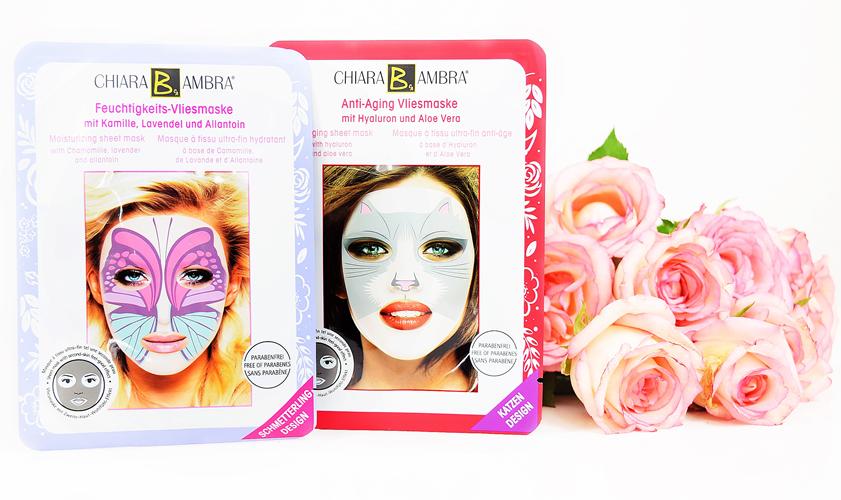 CHIARA AMBRA Gesichtsmaske im Tierdesign