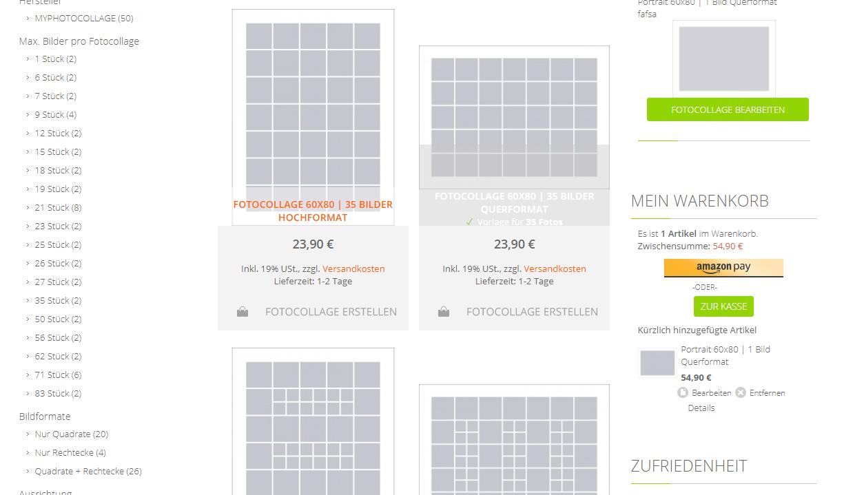 Großartig Vorlage Fotocollage Bilder - Entry Level Resume Vorlagen ...