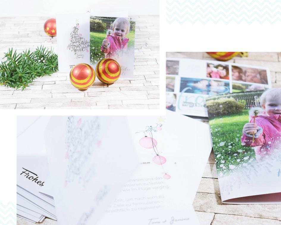 Edle Und Stilvolle Weihnachtskarten Sendmoments Calistas Traum