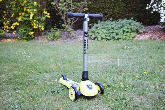 Scoot & Ride: Der Laufrad-Roller für Kids (Teil I)