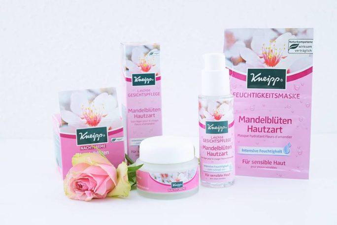 Mandelblüten Hautzart: Körperpflege für trockene und sensible Haut