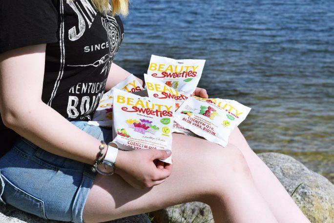 Vegane Fruchtgummis mit Fruchtsaft – Beauty Sweeties