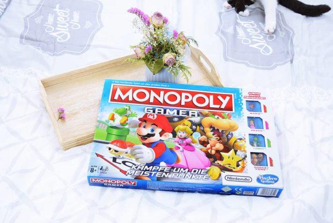Monopoly Gamer Mario Edition von Hasbro Gaming