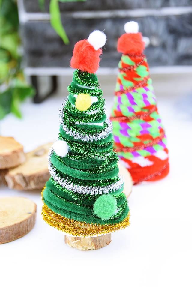 DIY Tischdeko Ideen zu Weihnachten - Calistas Traum