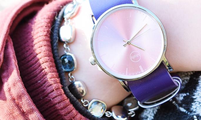 Mody Watch – eine Uhr mit vielen Kombinationsmöglichkeiten