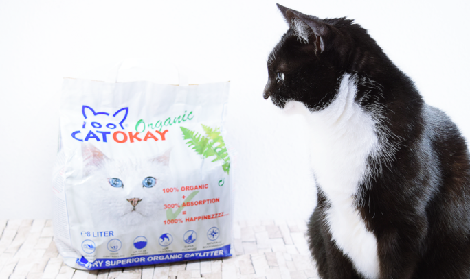 Ein stilles Örtchen für Samtpfoten – CatOkay Organic