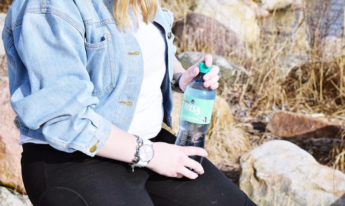 Umweltgerecht und nachhaltig – VILSA Mineralwasser